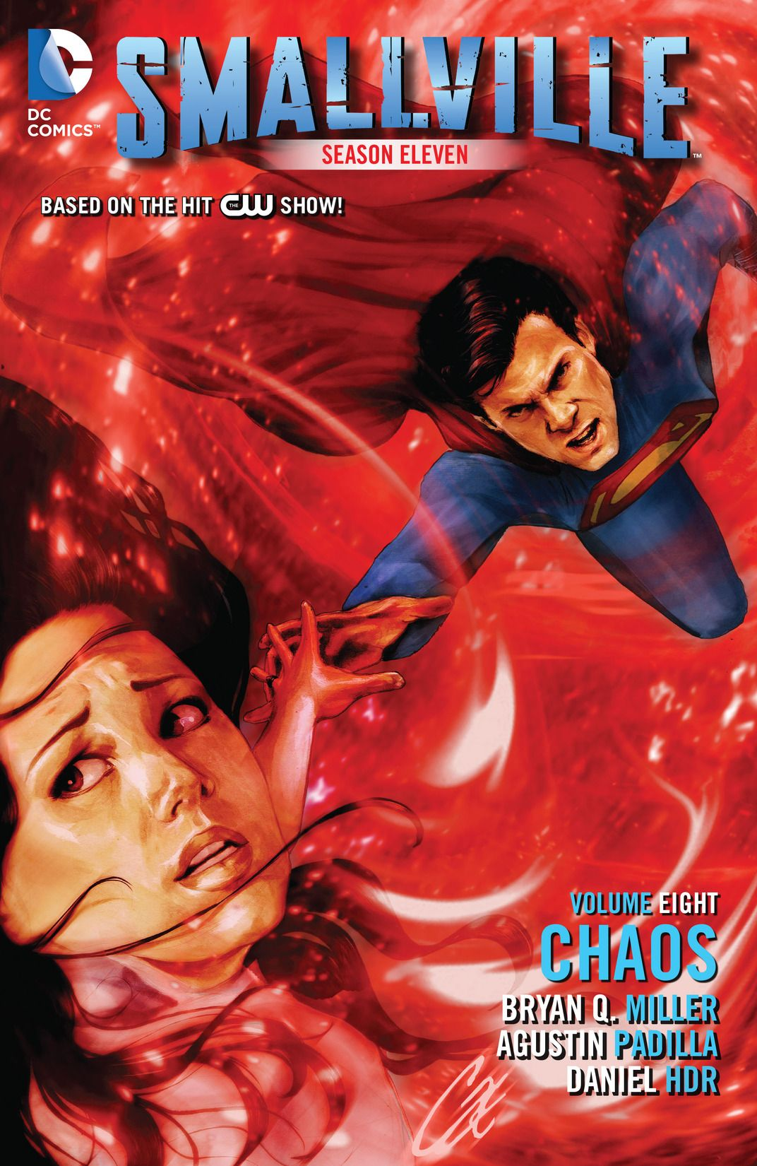 Smallville Season 11: Chaos (Collected)