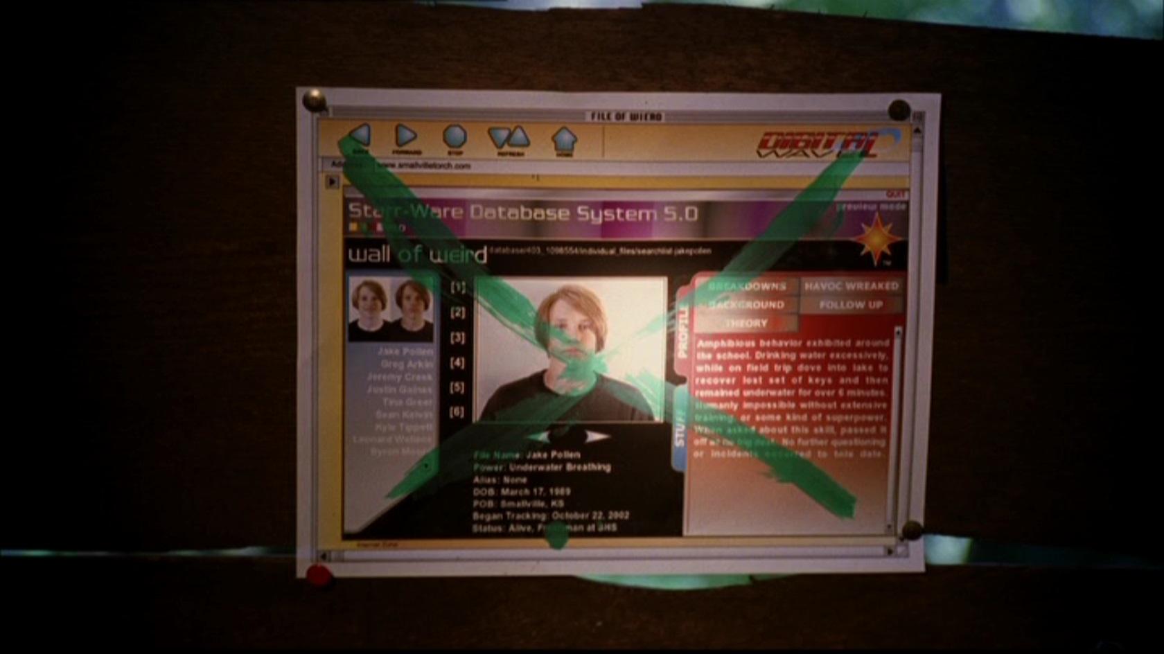 Karen Starr (Smallville)
