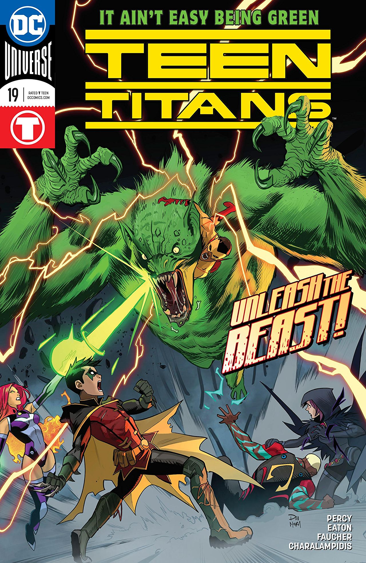 Teen Titans Vol 6 19