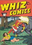 Whiz Comics 9