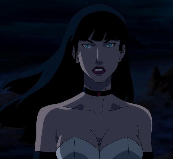 Zatanna Zatara (DC Animated Movie Universe)/Gallery