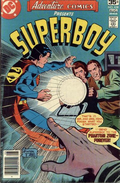 Adventure Comics Vol 1 458
