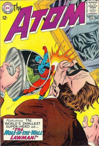 The Atom Vol 1 18