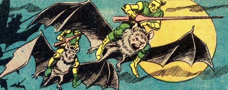 Bat-Knights (Earth-One)