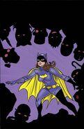 Batgirl Vol 4 31 Textless Batman '66 Variant