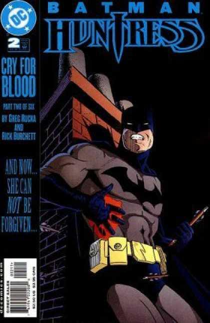 Batman/Huntress: Cry for Blood Vol 1 2