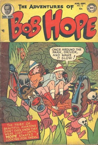 Adventures of Bob Hope Vol 1 16