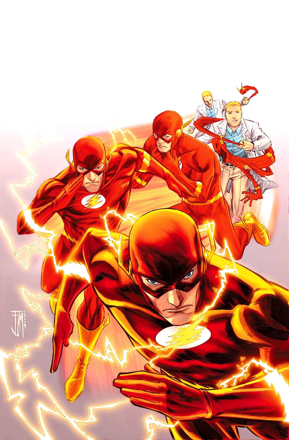 The Flash Secret Files and Origins Vol 1 2010