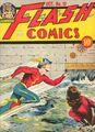 Flash Comics 10