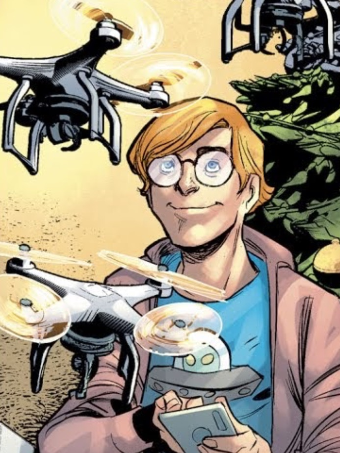 Frankie Quinzel (Prime Earth)