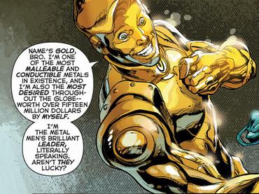 Gold (Prime Earth)