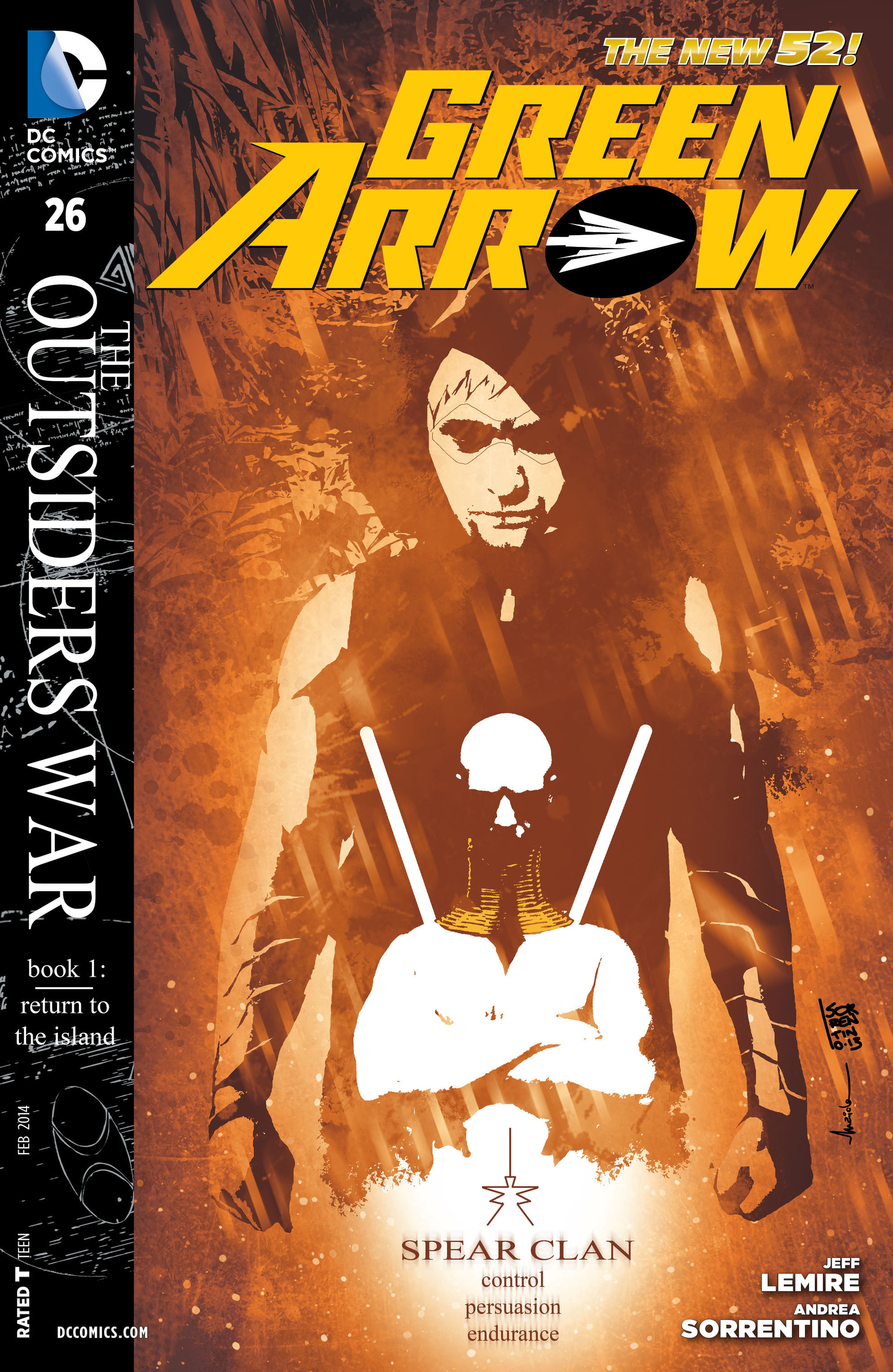 Green Arrow Vol 5 26