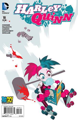 Teen Titans Go! Variant