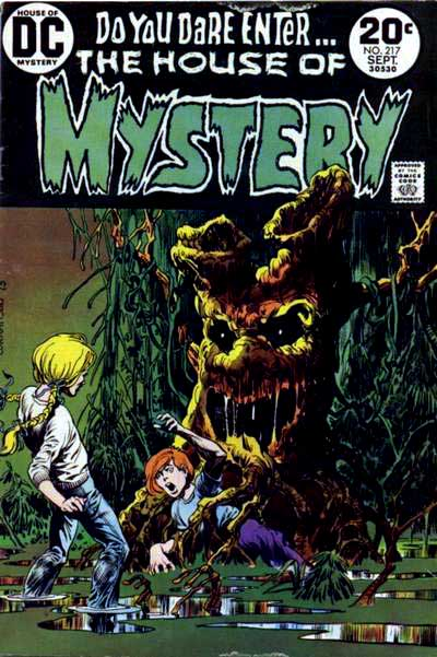 House of Mystery Vol 1 217