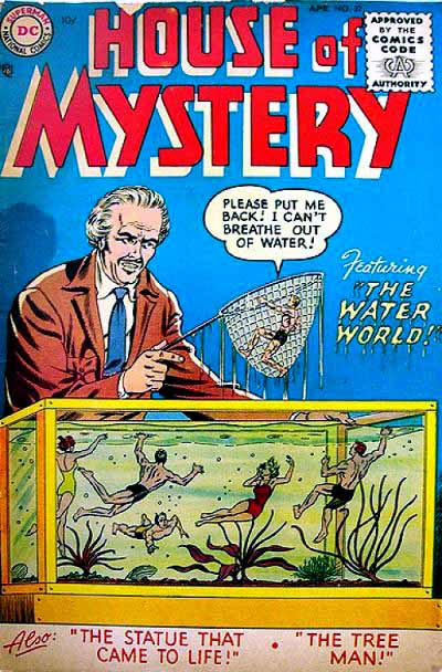 House of Mystery Vol 1 37
