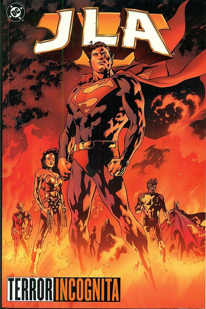 JLA: Terror Incognita (Collected)