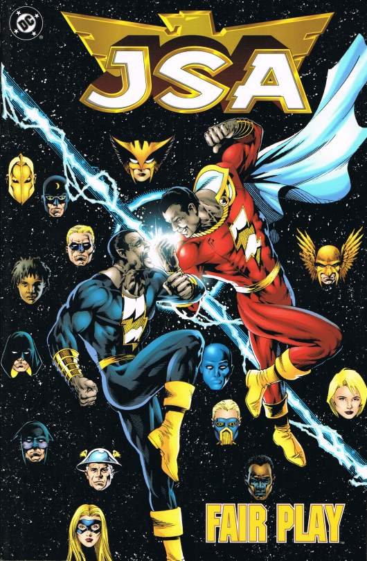 JSA: Fair Play (Collected)