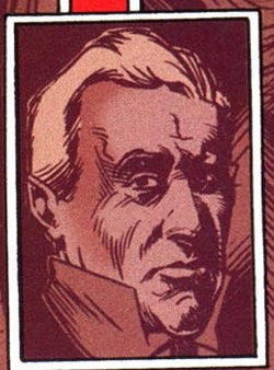 James Buchanan (New Earth)