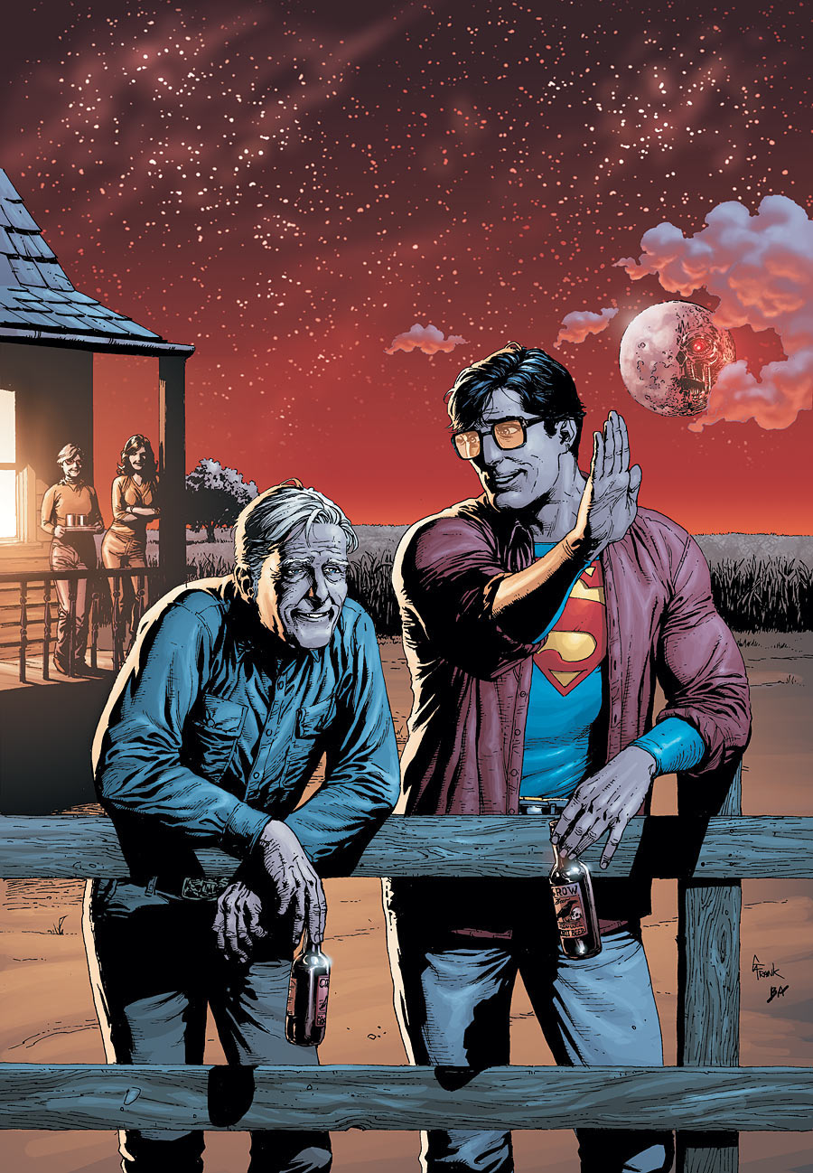 Jonathan Kent (New Earth)