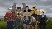 Justice Society of America Man of Tomorrow Earth-2 0001