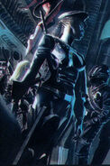 Lady Blackhawk (Earth-22) 001