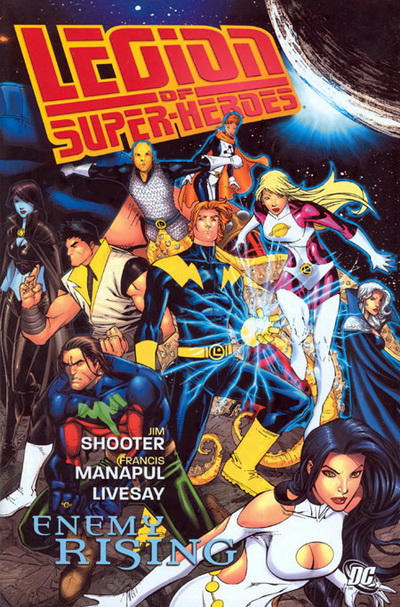 Legion of Super-Heroes: Enemy Rising (Collected)