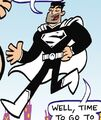 Negative Superman Tiny Titans 0002