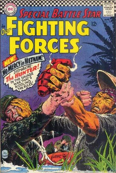Our Fighting Forces Vol 1 99
