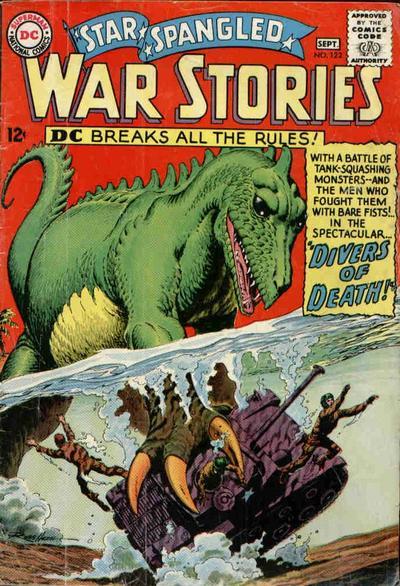 Star-Spangled War Stories Vol 1 122