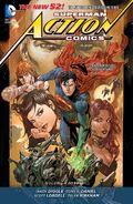 Superman Action Comics Hybrid