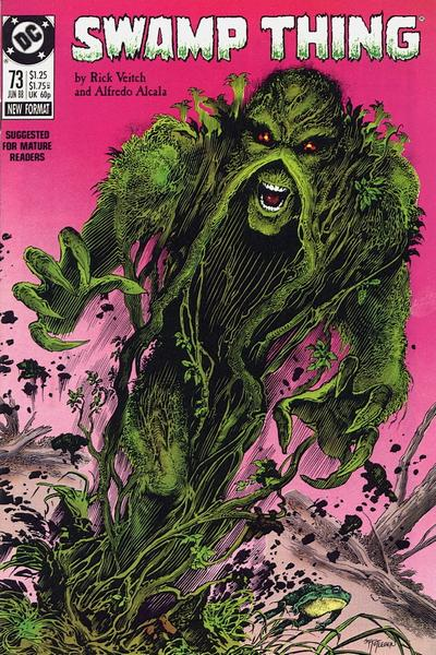 Swamp Thing Vol 2 73