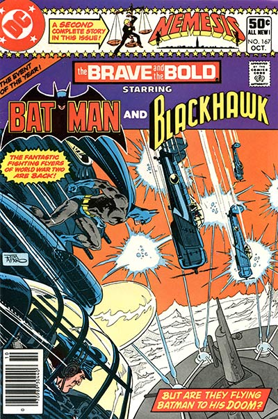 The Brave and the Bold Vol 1 167
