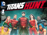 Titans Hunt Vol 1 1