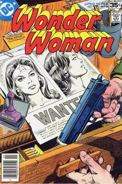Wonder Woman Vol 1 240
