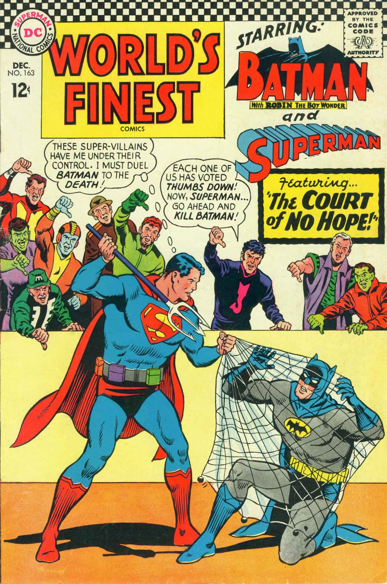 World's Finest Vol 1 163