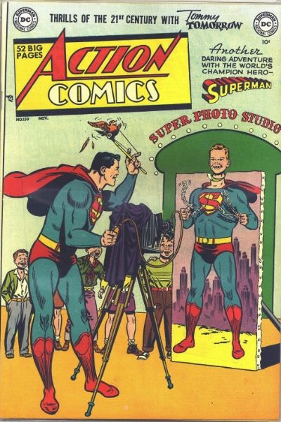 Action Comics Vol 1 150