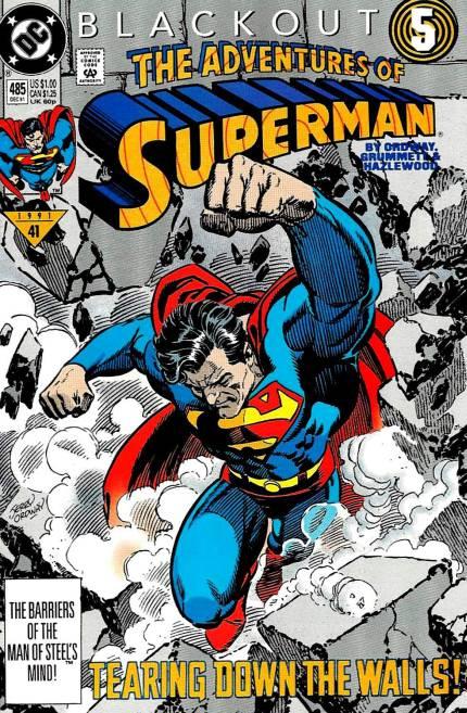 Adventures of Superman Vol 1 485
