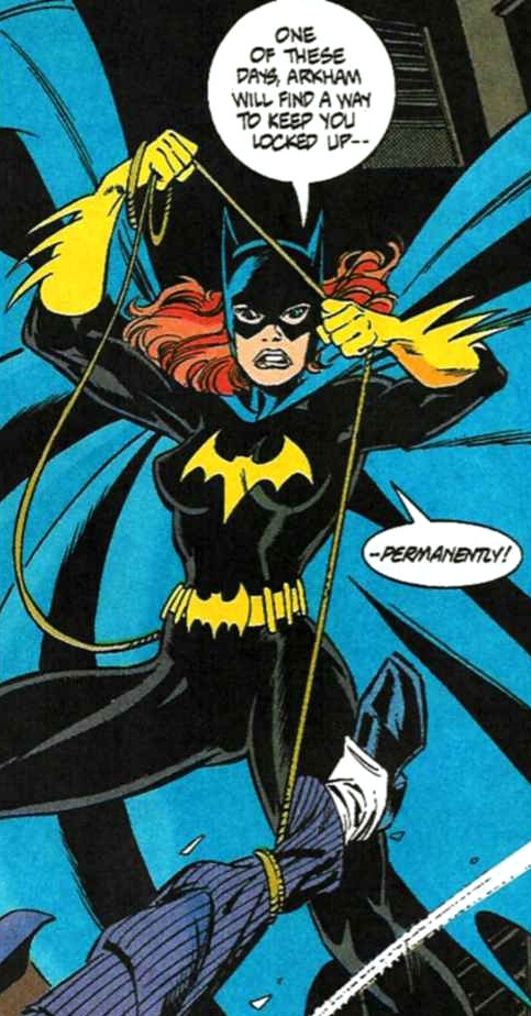 Barbara Gordon (Zero Hour)