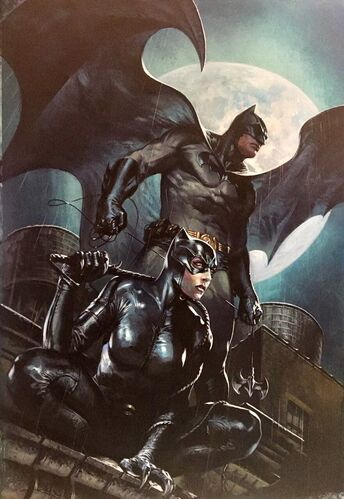 Exclusive Gabriele Dell'Otto Virgin Variant
