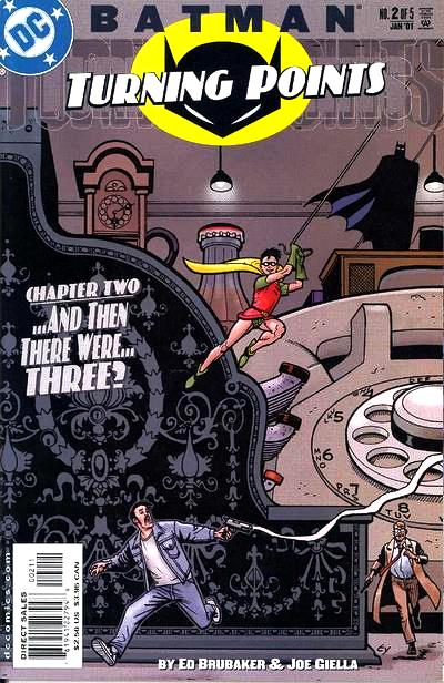 Batman: Turning Points Vol 1 2