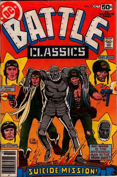 Battle Classics Vol 1