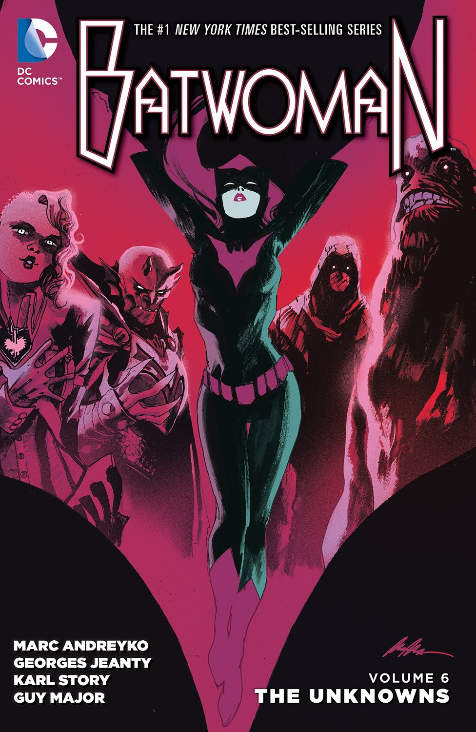 Batwoman: The Unknowns (Collected)