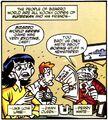 Bizarro Daily Planet DC Super Friends 001