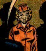 Bizarro Lucy Lane Earth-One 001