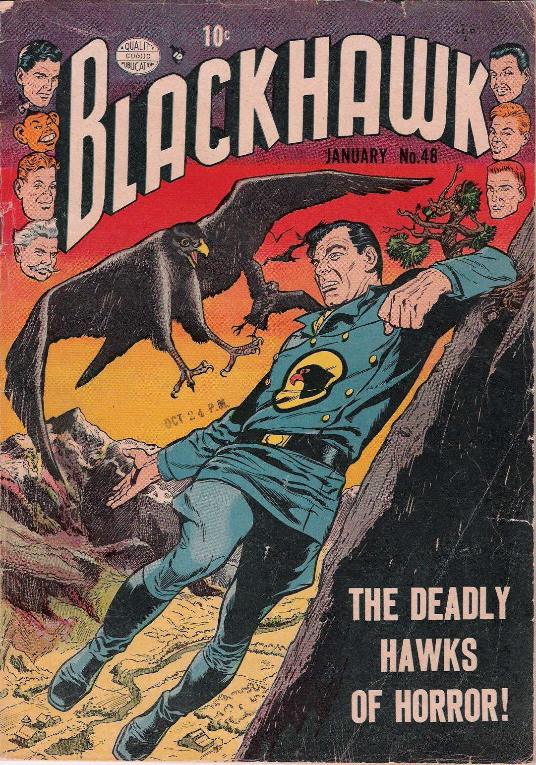 Blackhawk Vol 1 48