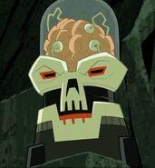 Brain Justice League Action 0001