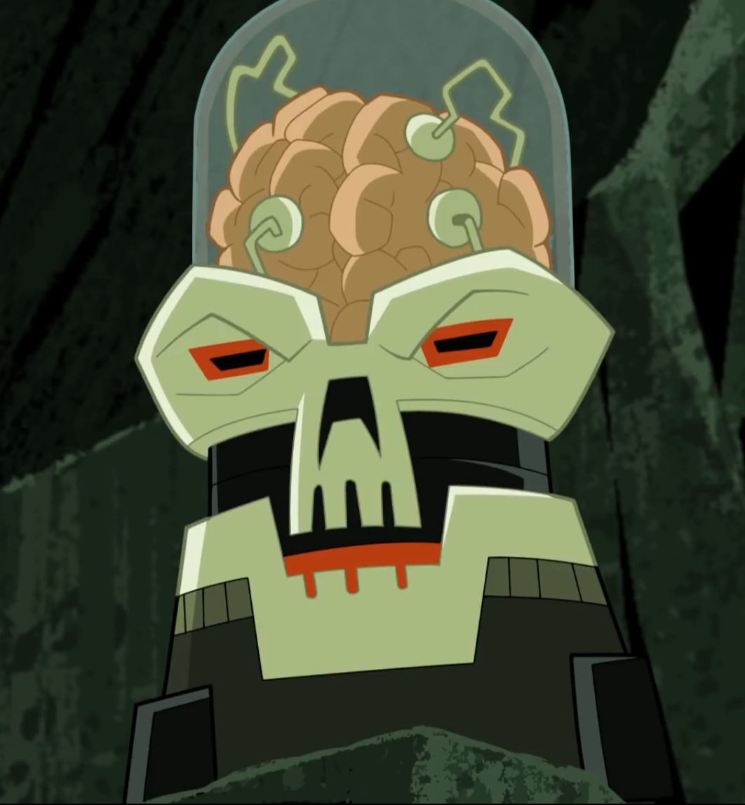 Brain (Justice League Action)
