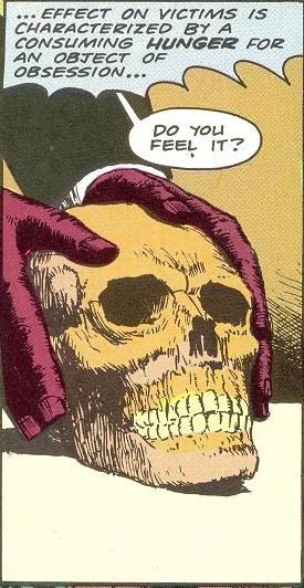 Cedella's Skull