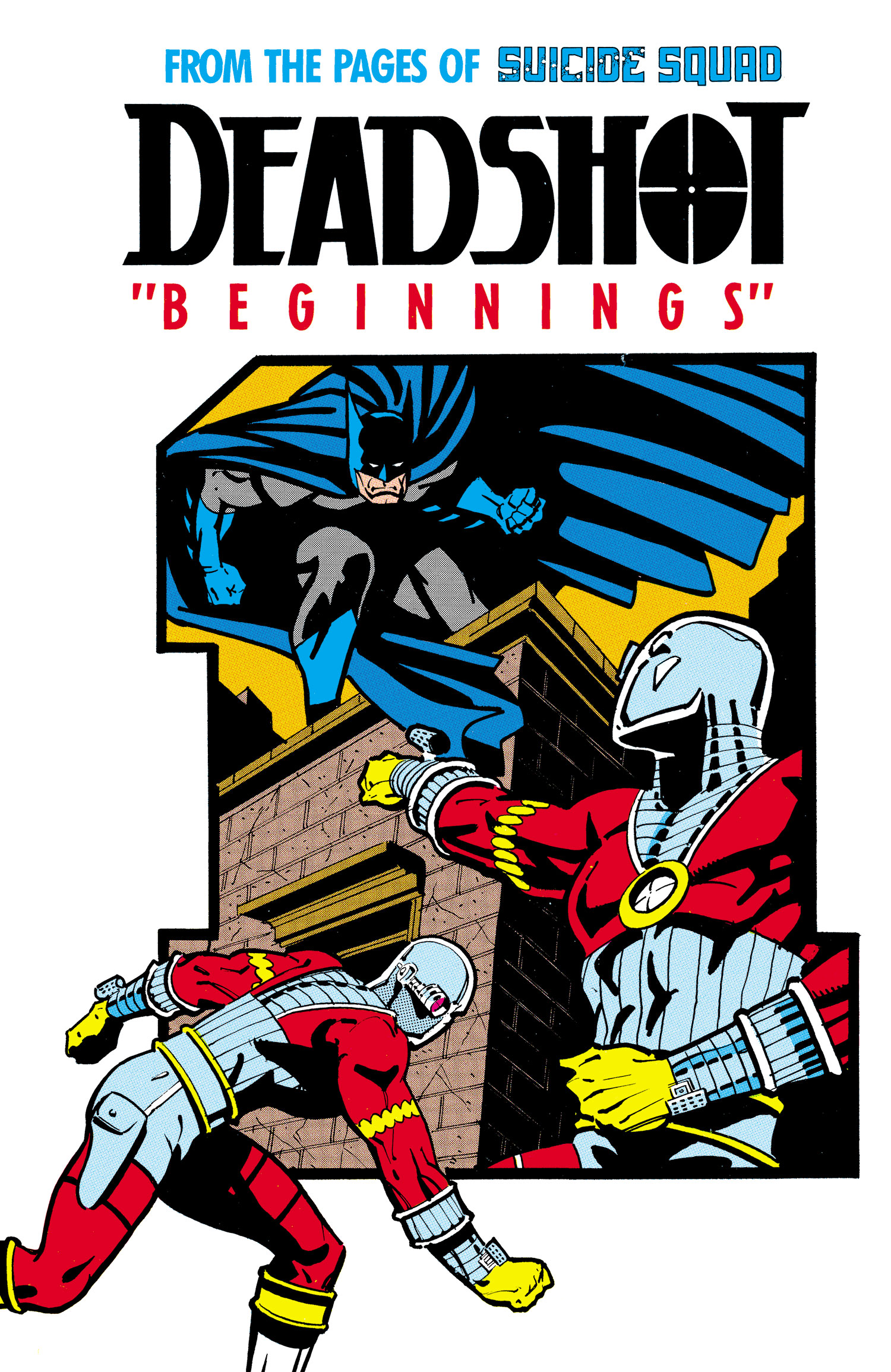 Deadshot: Beginnings (Collected)