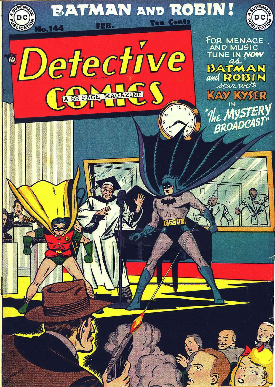 Detective Comics Vol 1 144